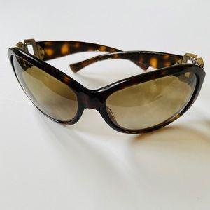 Burberry Sunglasses Brown Tortoise Shell